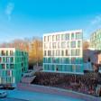 Studentenwohnungen Im Ostersiepen, WuppertalArchitektur: ArchitekturContor Müller Schlüter