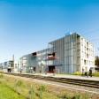 WJ921 Studentenwohnungen am Bahnhof Konstanz-Petershausen, Braun